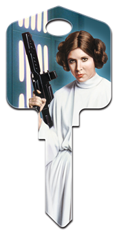 KW - PRINCESS LEIA