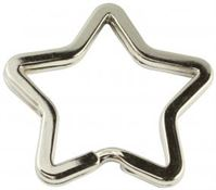 STAR SPLIT RING
