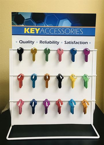Displays : Key Craze, Wholesale Key Blanks and Accessories