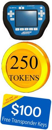 250 TOKENS for MVP Pro with $100 FREE KEYS