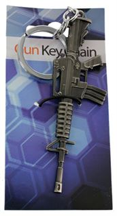 AR15 GUN KEYCHAIN (OUT OF STOCK)