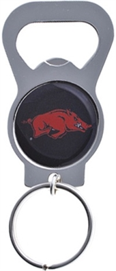 ARKANSAS RAZORBACKS BOTTLE OPENER