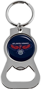 NBA-ATLANTA HAWKS BOTTLE OPENER