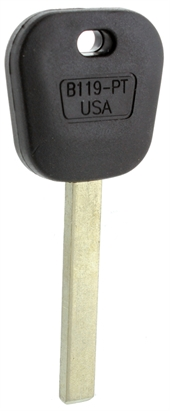 GM TRANSPONDER KEY