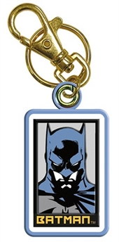 BATMAN PLASTIC KEY RING
