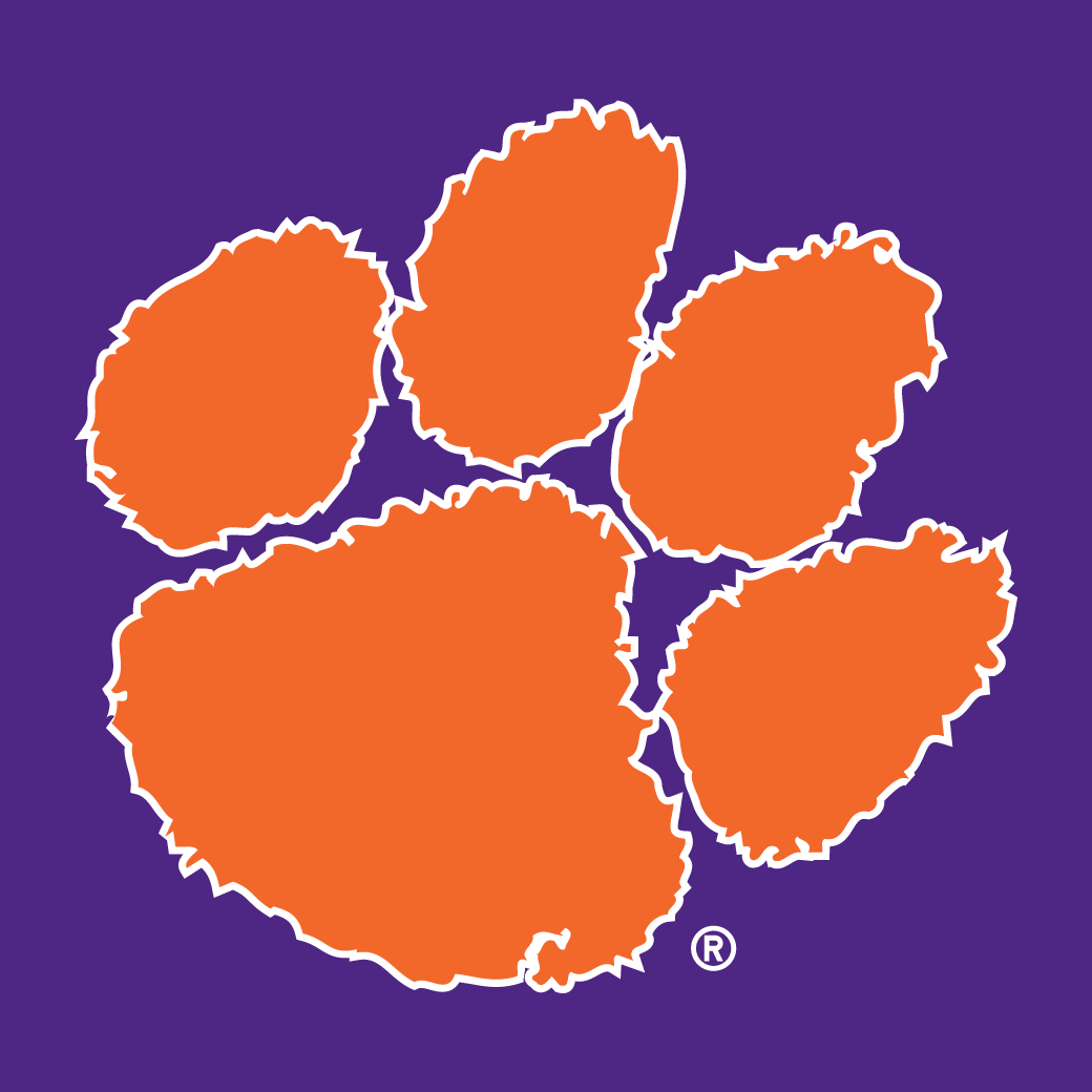 South Carolina Clemson Tiger
