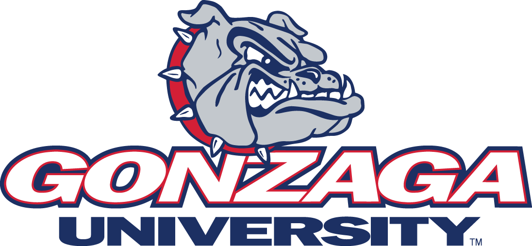 Washington Gonzaga Bulldogs Logo