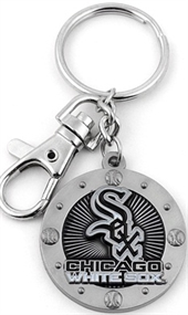 CHICAGO WHITE SOX KEY CHAIN (OUT OF STOCK)