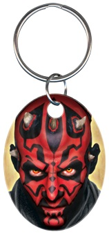 Darth Maul Keychain