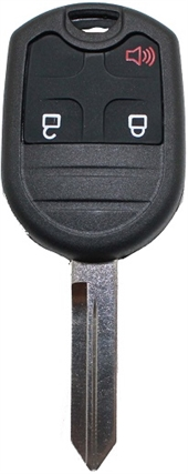 FORD 3 BUTTON KEY SHELL