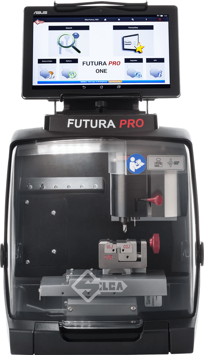 FUTURA PRO ONE - Advanced Electronic Key Cutting Machine