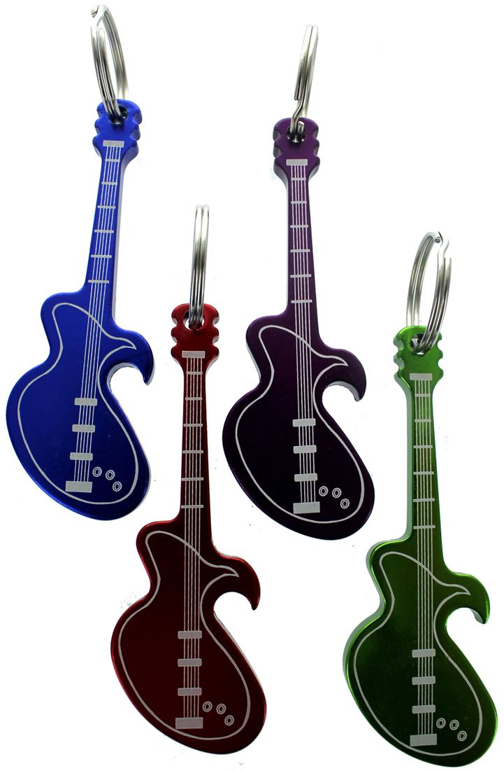GUITAR BOTTLE OPENERS