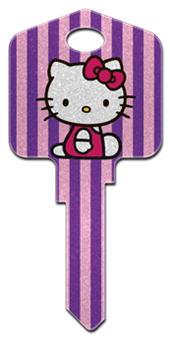 KW1 HELLO KITTY GLITTER