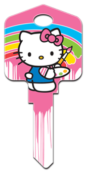 KW1 HELLO KITTY PAINT