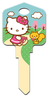 KW1 HELLO KITTY SPRINGTIME