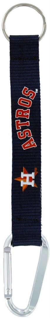 MLB - HOUSTON ASTROS CARABINER LANYARD