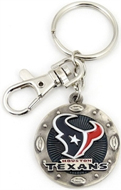 Houston Texans Key Chain