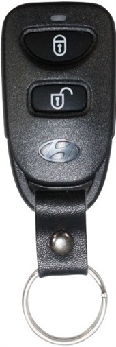 HYUNDAI 02 REMOTE SHELL