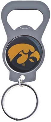IOWA HAWKEYES BOTTLE OPENER