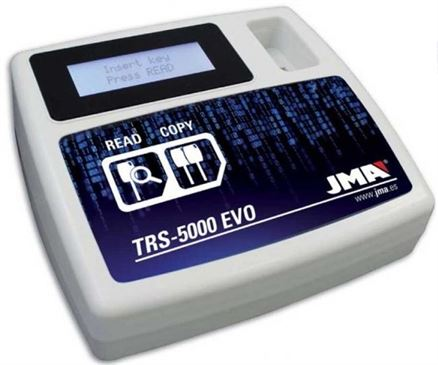 TRS-5000 EVO TRANSPONDER MACHINE