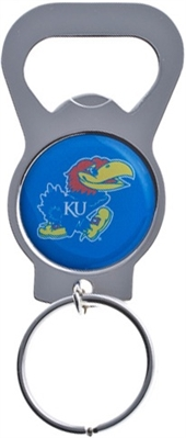 KANSAS JAYHAWKS BOTTLE OPENER