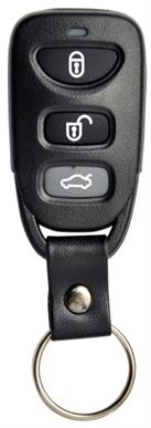 B09 - 3 BUTTON MAZDA REMOTE WITH PANIC