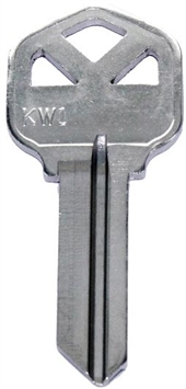 KW1-NICKEL PLATED
