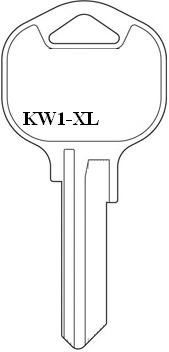 KW1- X-LARGE HEAD