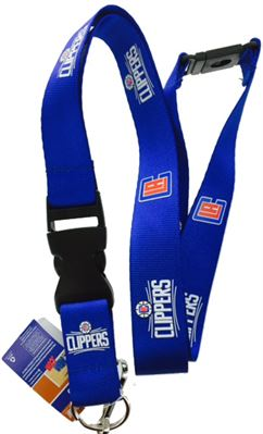 NBA-LOS ANGELES CLIPPERS LANYARD