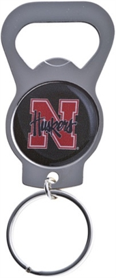NEBRASKA CORNHUSKERS BOTTLE OPENER