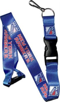 NHL-NEW YORK RANGERS LANYARD