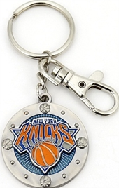 NBA-NEW YORK KNICKS KEYCHAIN
