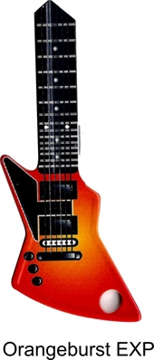 KW1 ORANGE EXP GUITAR
