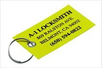 Custom Imprinted Stock Tag