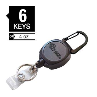 KEYBAK-0KB1 - Sidekick ID Badge and Key Reel