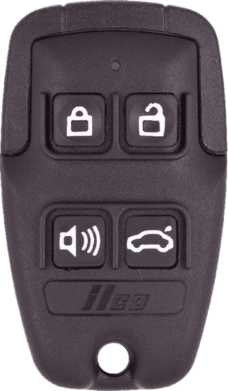 Remote Keyless Entry FOB (without transponder)