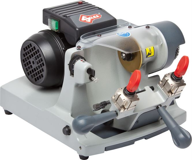 MANUAL KEY CUTTING MACHINE, BENCH MODEL