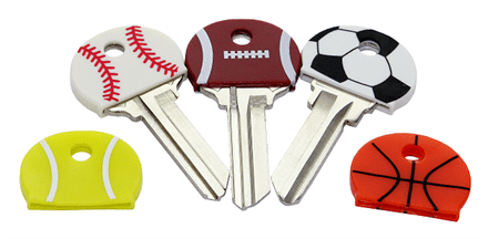 SPORTS KEY CAP, 200/JAR