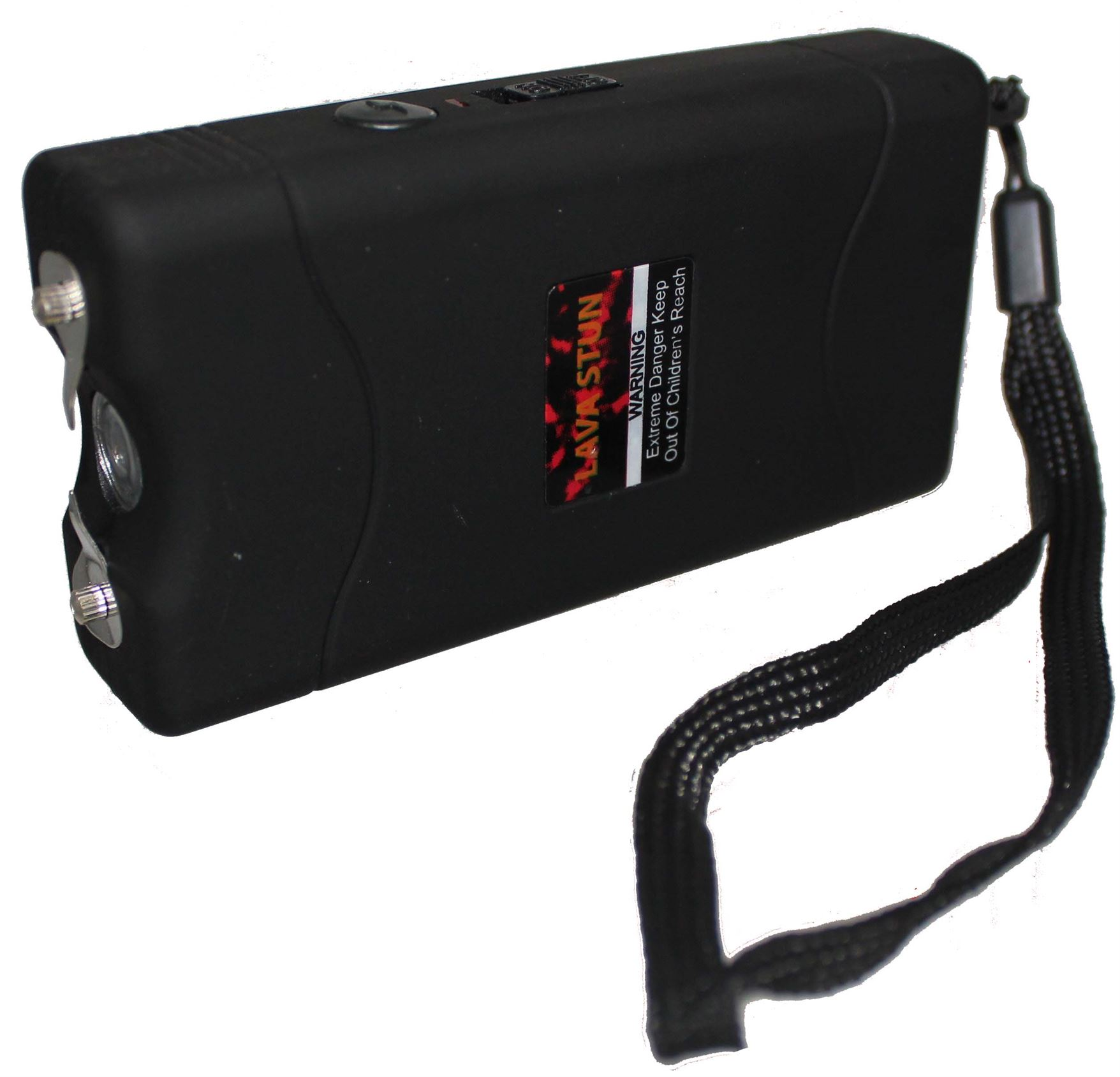 BLACK STUN GUN, 1/BX - Out of Stock