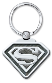 SUPERMAN METAL KEY RING
