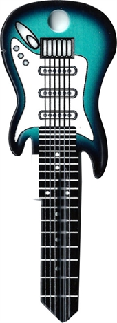 KW11 SURF GREEN GUITAR