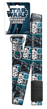 SWL1-STAR WARS LANYARD
