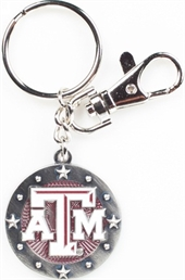 TEXAS A&M AGGIES KEY CHAIN