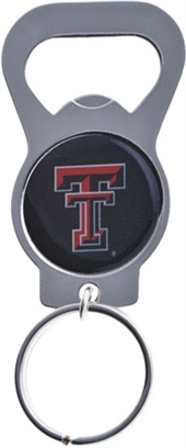 TEXAS TECH RED RAIDERS BOTTLE OPENER