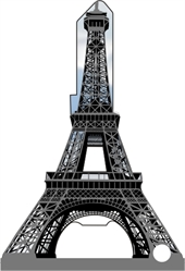 KW11 - 3D EIFFEL TOWER