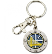 NBA - GOLDEN STATE WARRIORS KEY CHAIN
