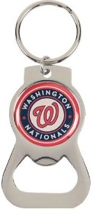 WASHINGTON NATIONALS BOTTLE OPENER